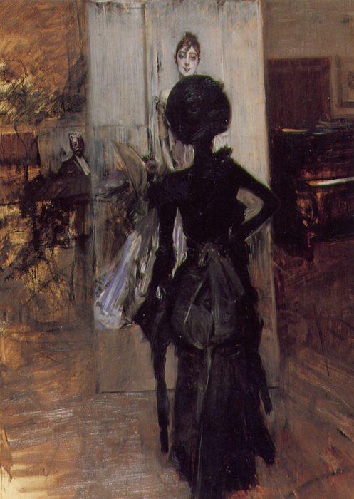지오반니 볼디니의 작품세계Ⅰ Giovanni Boldini 여인들 네이버 블로그