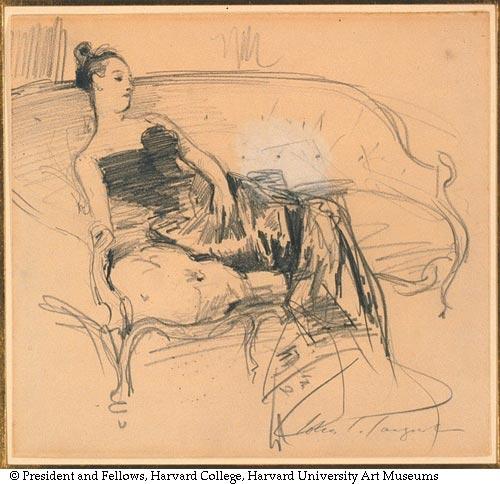 Study of Madame X