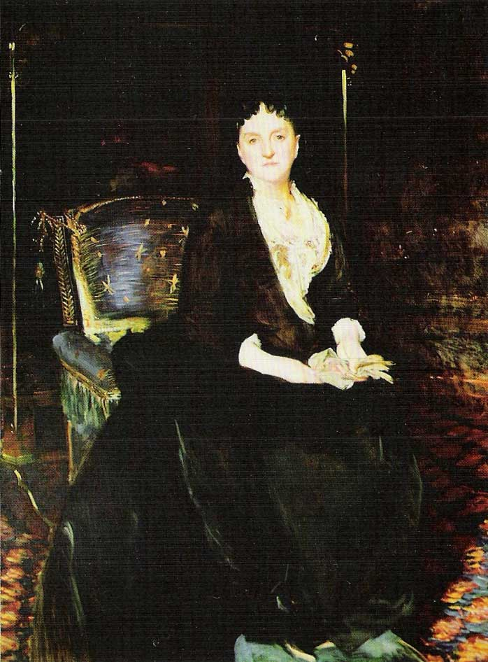 Mrs WilliamHenry Vanderbilt