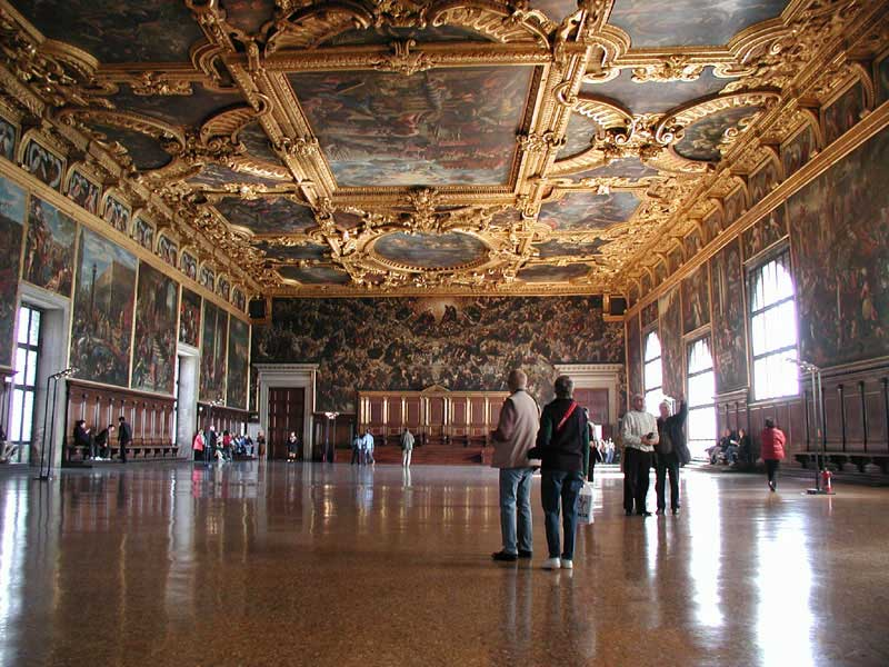 Image result for venice italy san marco palazzo ducale interior